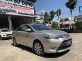 Xe Toyota Vios G 2014 Màu nâu Vàng Chạy Siêu Kỹ - Mày móc êm Ru - Giá Siêu Đẹp giá 450 triệu tại Tp.HCM