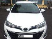 Xe gia đình Toyota Yaris - Màu Trắng - Mới 98% - 8000km giá 639 triệu tại Tp.HCM