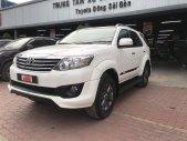 Cần bán gấp Toyota Fortuner 2.7V TRD 2 Cầu đời 2014, màu trắng Siêu chất _ Giá Chất Như Xe giá 720 triệu tại Tp.HCM