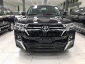 Bán xe Toyota Landcruiser 4.6V8 màu đen nội thất nâu model 2021 giá 4 tỷ 30 tr tại Hà Nội