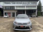 Cần bán xe Toyota Yaris 1.3G đời 2014, màu bạc, nhập khẩu BIỂn SG Mới chạy 47.000km giá 520 triệu tại Tp.HCM