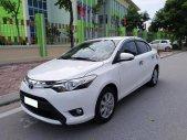 Cần bán xe Vios 2018, bản G, số tự động, màu trắng giá 483 triệu tại Tp.HCM