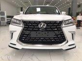 Giao ngay Lexus LX570 MBS 4 ghế Vip massage 2021 màu trắng nội thất nâu da bò giá 9 tỷ 900 tr tại Hà Nội