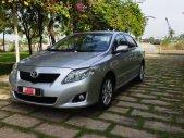 Cần bán xe Toyota Corolla altis 2.0V năm 2010, màu bạc Biển SG 4 số - chuẩn chỉ 144.000km giá 430 triệu tại Tp.HCM