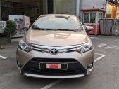 Cần bán lại xe Toyota Vios 1.5G năm 2018, màu nâu vàng, biển SG - giá cực tốt giá 540 triệu tại Tp.HCM