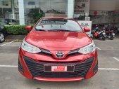 Xe Toyota Vios 1.5E đời 2019, màu đỏ, Biển SG lướt 9000km chuẩn chỉ như mới giá lại rẻ giá 500 triệu tại Tp.HCM