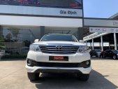 Xe Toyota Fortuner 2.7V TRD Bản Thể Thao đời 2015, màu trắng Chuẩn chỉ 35.000km giá 760 triệu tại Tp.HCM