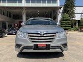 Cần bán Toyota Innova 2.0E đời 2016, màu bạc odo 113.000km  giá cạnh tranh giá 560 triệu tại Tp.HCM