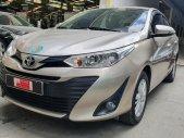 Cần bán xe Toyota Vios 1.5 CVT đời 2019, màu nâu, giá Khuyến Mãi giá 540 triệu tại Tp.HCM