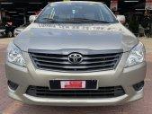 Bán ô tô Toyota Innova 2.0 J đời 2014 màu nâu vàng - biển SG - Giá cực Tốt giá 340 triệu tại Tp.HCM