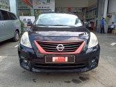 Cần bán lại xe Nissan Sunny 1.5 L XL 2015, màu đen Biển SG chuẩn chỉ 115.000km - giá cực mềm giá 295 triệu tại Tp.HCM