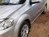 Cần bán lại xe Daewoo Gentra đời 2010, màu bạc, xe nhập, số sàn giá 170 triệu tại Đắk Lắk