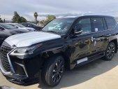 Việt Auto Luxury đang có xe Lexus LX570 phiên bản Sport xuất Mỹ màu đen xe sản xuất 2021 nhập mới 100% giá 9 tỷ 150 tr tại Hà Nội