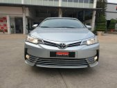Xe Toyota Corolla altis 1.8G AT đời 2018, màu bạc Biển Sg - chuẩn 34.000km - Bảo Hành Chính hãng giá 720 triệu tại Tp.HCM