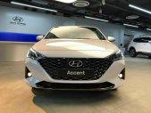 Cần bán xe Hyundai Accent 2021, màu đỏ giá 535 triệu tại Tp.HCM