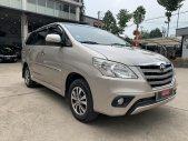 Bán Toyota Innova E đời 2016, màu vàng, giá tốt giá 520 triệu tại Tây Ninh