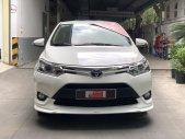 Cần bán xe Toyota Vios 1.5G TRD sản xuất 2018, màu trắng giá 570 triệu tại Tp.HCM