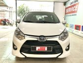 Cần bán gấp Toyota Wigo 1.2 AT đời 2019, màu trắng, nhập khẩu Indo ,Biển SG Lướt 8.000km -Giá Đẹp Giao Ngay xe giá 400 triệu tại Tp.HCM
