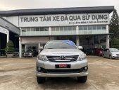 Cần bán gấp Toyota Fortuner 2.5G sản xuất 2012, màu bạc, giá tốt giá 620 triệu tại Tp.HCM