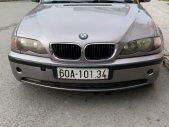 Cần bán BMW 3 Series đời 2003, màu xám, nhập khẩu nguyên chiếc, số tự động giá 209 triệu tại Đồng Nai