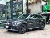 Cần bán lại xe Mercedes GLC300 AMG đời 2021, màu xám giá 2 tỷ 550 tr tại Hà Nội