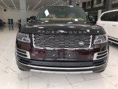 Cần bán LandRover Range Rover SV sản xuất 2021, màu đỏ, nhập khẩu nguyên chiếc giá 12 tỷ 560 tr tại Hà Nội