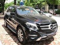 Cần bán Mercedes GLE400 Exclusive đời 2016, màu đen, xe nhập giá 3 tỷ 250 tr tại Hà Nội