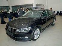 Bán Volkswagen Passat Bluemotion 2017, màu trắng, xe mới 100% nhập khẩu chính hãng LH: 0933.365.188 giá 1 tỷ 450 tr tại Tp.HCM