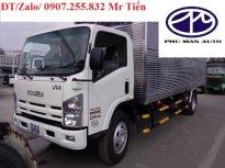 Xe tải ISUZU 3,49 Tấn Đời 2017 Bán Trả Góp Hỗ Trợ Vay Ngân Hàng giá 460 triệu tại Long An