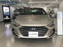 Xe Elantra 2.0 số tự động màu vàng be khuyến mãi khủng tại Hyundai Trường Chinh giá 669 triệu tại Tp.HCM