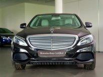 Bán Mercedes-Benz C250 2018 Đen, GIÁ CỰC SỐC giá 1 tỷ 480 tr tại Tp.HCM