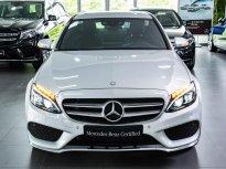 Bán Mercedes-Benz C300 2017 AMG cũ , BẠC 6.8KM, GIÁ TỐT CHÍNH HÃNG giá 1 tỷ 849 tr tại Tp.HCM