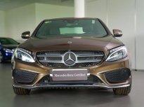 Bán Mercedes-Benz C300 2017 AMG NÂU cũ , GIÁ TỐT CHÍNH HÃNG giá 1 tỷ 900 tr tại Tp.HCM