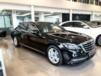 Bán Mercedes S450 2018 chạy lướt giá rẻ hơn xe mới 600tr giá 4 tỷ 150 tr tại Hà Nội