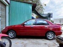 Bán Daewoo Lanos đời 2002, màu đỏ xe gia đình, giá chỉ 85 triệu giá 85 triệu tại Tiền Giang