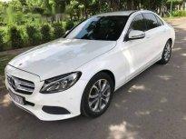 Cần bán xe Mercedes C200 năm sản xuất 2015, màu trắng xe gia đình giá 850 triệu tại Bình Dương