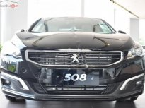 Bán xe Peugeot 508 1.6 AT năm 2015, màu đen, nhập khẩu nguyên chiếc giá 1 tỷ 300 tr tại Đồng Nai