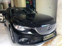 Bán Mazda 6 2.0 AT đời 2016, màu đen, giá 760tr giá 760 triệu tại Hải Phòng