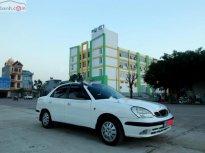 Bán ô tô Daewoo Nubira II 1.6 sản xuất năm 2002, màu trắng còn mới giá 99 triệu tại Quảng Ninh