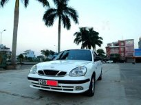 Cần bán xe Daewoo Nubira sản xuất năm 2002, màu trắng còn mới, giá 99tr giá 99 triệu tại Quảng Ninh