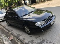 Bán ô tô Kia Spectra năm 2003, cam kết không taxi không dịch vụ màu đen, giá chỉ 100 triệu giá 100 triệu tại Hải Dương