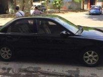 Bán xe cũ Kia Spectra đời 2003, màu đen giá 100 triệu tại Hải Dương