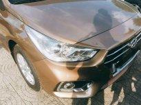 Bán Hyundai Accent đời 2018, màu nâu giá 470 triệu tại TT - Huế