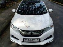 Cần bán xe Honda City năm sản xuất 2014, màu trắng biển TP, giá chỉ 470 triệu giá 470 triệu tại Bình Dương