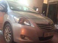 Cần bán Toyota Vios E sản xuất 2010, màu bạc, xe nhập, giá 290tr giá 290 triệu tại Hà Tĩnh