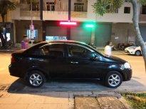 Cần bán gấp Chevrolet Aveo 1.5 MT 2012, màu đen giá 265 triệu tại Khánh Hòa