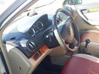 Cần bán xe Chevrolet Aveo 2012 màu bạc giá 265 triệu tại Khánh Hòa