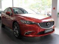 Bán Mazda 6 2.0 Premium sản xuất năm 2018, màu đỏ, giá chỉ 899 triệu giá 899 triệu tại Đồng Nai