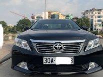 Cần bán xe Toyota Camry 2.0E năm 2014, màu đen giá 7 tỷ 990 tr tại Hà Nội