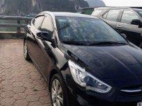Bán ô tô Hyundai Accent Blue sản xuất năm 2014, màu đen số sàn giá 420 triệu tại Quảng Ninh